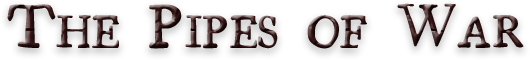 Pipes of War Logo
